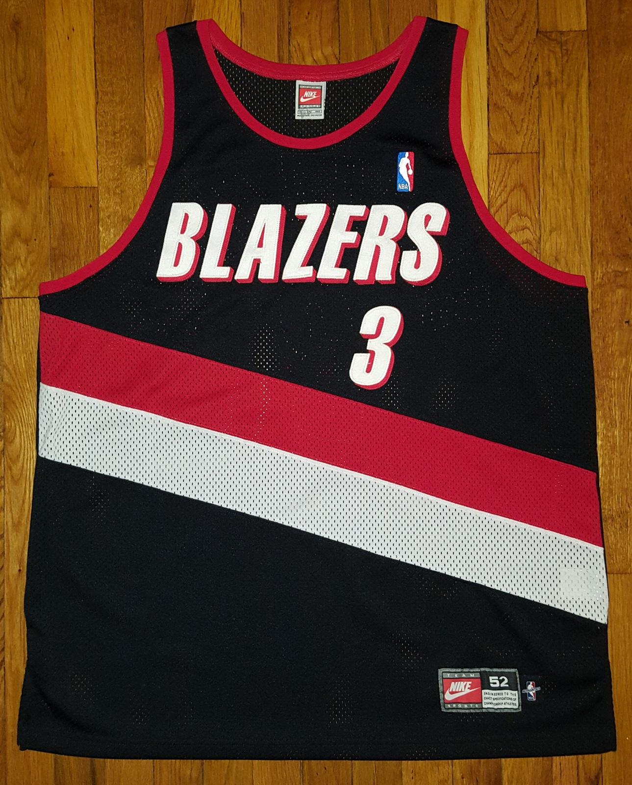 a8ea5a4ac73 20161127 200641. 20161127 200641. Previous. Authentic Nike Portland  Trailblazers Blazers Damon Stoudamire ...