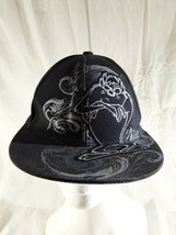 Looney Tunes Taz Fitted Cap Hat Black - $15.00