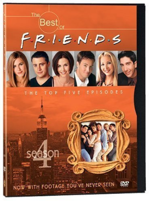 The Best of Friends: Season 4 - The Top 5 Episodes Dvd