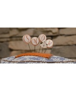 S is for Snow JP210 set/5 pins for pincushions ... - $13.95