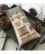 Winter Thyme cross stitch chart Hands On Design - $9.00