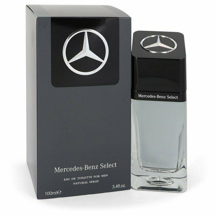 Mercedes Benz Select by Mercedes Benz Eau De Toilette Spray 3.4 oz for Men - $42.93