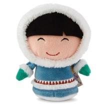 Frosty Friends Hallmark itty bitty bittys Frosty Limited Edition Eskimo ... - £8.83 GBP