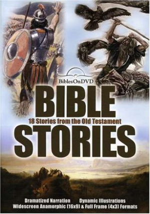 Bible Stories from the Old Testament Dvd