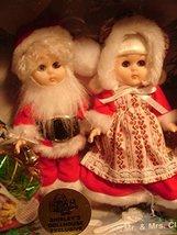 "Ginny Dakin 8"" Shirley's Dollhouse Exclusive Mr and Mrs Santa 71-3010 - $89.99"