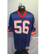 New York Giants Jersey - Lawrence Taylor #56 - Reebok Throwbacks - Men's... - $115.00