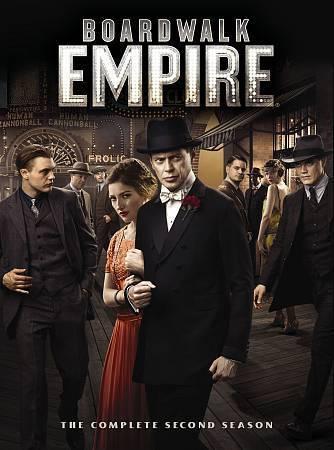 Boardwalk Empire: The Complete Second Season 2 (DVD 5-Disc Set) TV Series New