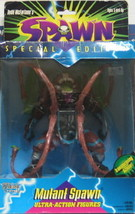 McFarlane's Mutant Spawn Ultra Action Figure 1996, MIB - $7.84