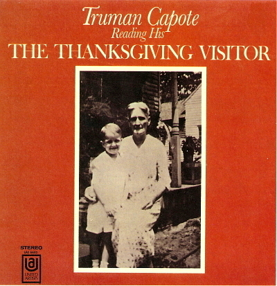 Thanksgiving visitor front cover