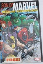Son of Marvel, Reading Chronology [Comic] [Jan 01, 2009] John Rhett Thomas - $3.91