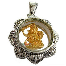 Delicate Tibetan Copper Gold-plating BUDDHA KrissSword Spin Lucky Change... - $6.00