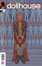 Joss Whedon Dollhouse Epitaths Issue #1 - Dark Horse Comics 2011 - $4.50