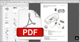 2013 2014 2015 Land Rover Discovery 4 LR4 L319 Engine Service Repair Fsm Manual - $14.95