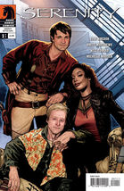 Joss Whedon Serenity Firefly Better Days Issue #1 Adam Hughes - Dark Hor... - $5.95