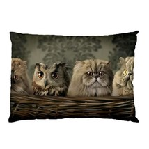 NEW PILLOW CASE HOME DECOR See The Difference F... - $26.99