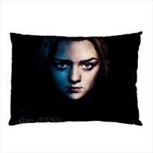 NEW PILLOW CASE HOME DECOR Arya Stark Game of T... - $26.99