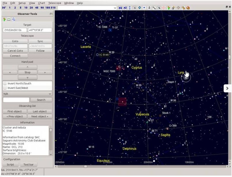 sky astronomy software - photo #6