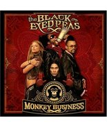Monkey Business by The Black Eyed Peas (2005-06... - $6.99