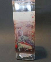 OLIVE OIL VINEGAR DISPENSER Vineyard Mediterranean Tuscan Glass Bottle Cruet NEW image 6