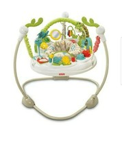 Fisher-Price Jumperoo: Animal Krackers Infant Baby Boys Girls Activity T... - $84.11
