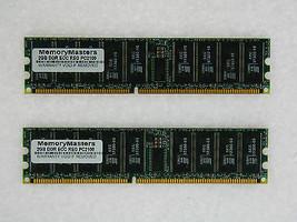 4GB 2X2GB MEM FOR SUPERMICRO SUPER 613P-XI P4DPR P4QH8 X5DA8 X5DAE