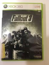 Fallout 3 (Microsoft Xbox 360, 2008) - $4.95
