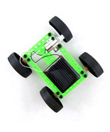 1pc Mini Solar Powered Toy DIY Car Kit Children Educational Gadget Hobby... - $5.44