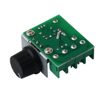 1Pcs 220V 2000W Speed Controller SCR Voltage Regulator Dimming Dimmers T... - $5.77