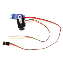 New 1 Set HMCAM700 NTSC Camera 9 g servo CC3D Gimbal For FPV New Wholesale - $31.98