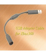 2pcs Breakaway Wired Controller USB Cable Compatible for Xbox for 360 Ro... - $6.48