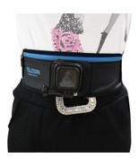 Adjustable Elastic Waist Belt Mount Strap with Pocket Universal For GoPr... - $12.30
