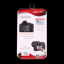 Clear Tempered Glass Film Camera LCD Screen Protector Guard for Canon 760D - $6.20