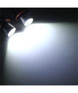 Best Promotion 1 Pair 7W White LED Angel Eye Halo Ring Marker Light For ... - $26.55