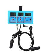 6 in 1 Water Testing Meter Digital Multi-function Water Quality Monitor ... - $160.39