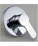 Chrome Brass Bathroom Hot Cold Bath Mixer Valve Wall Mounted Water Contr... - $55.64