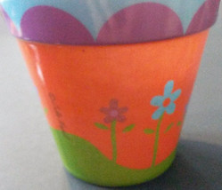 "KITCHEN HERB POT Flowers Plastic Window Garden Houseplant Planter 4"" NEW image 4"