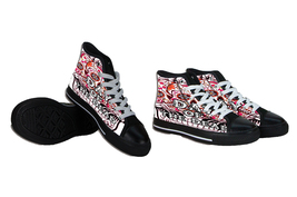 Day Of The Dead Canvas Top Shoes - $52.67