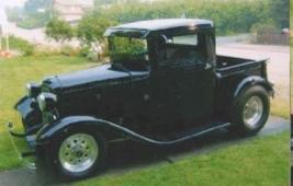 1934 Ford Pickup For Sale in E Wenatchee, WA 98802 image 1