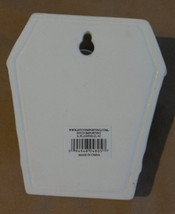 FAT CHEF HANGING POT Vegetables Ceramic Wall Hanger Key Chain Holder NEW image 6