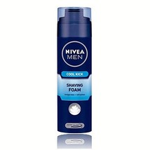 Nivea for Men Cool Kick Shaving Foam Skin Guard Comforts & Protects 8.7oz/247g - $13.76