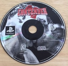 Contender (Sony PlayStation 1, 1999) Disc Only ... - $2.99