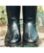 Leather Riding Boots Handmade Custom Riding Boots Equestrian Riding Boots - $299.90