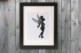 Cross Stitch Pattern Tinkerbell - $4.00