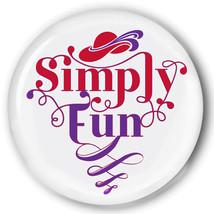 12 SIMPLY FUN DESIGN MIRRORS W/ ORGANZA BAG RED HAT LADIES OF SOCIETY AR... - $45.53