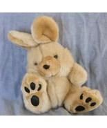 "Eggcetera Plush toy bunny rabbit 10"" tall Easte... - $5.99"