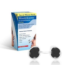 WoodyKnows Gas & Pollutant Reducing Nose Nasal ... - $19.99