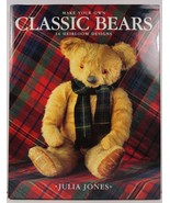 Make Your Own Classic Bears by Julia Jones - $5.99
