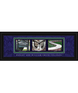 Hobart and William Smith Collages Framed Campus... - $38.50