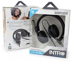 JLab INTRO Premium On-Ear Headphones, With Univ... - $15.79