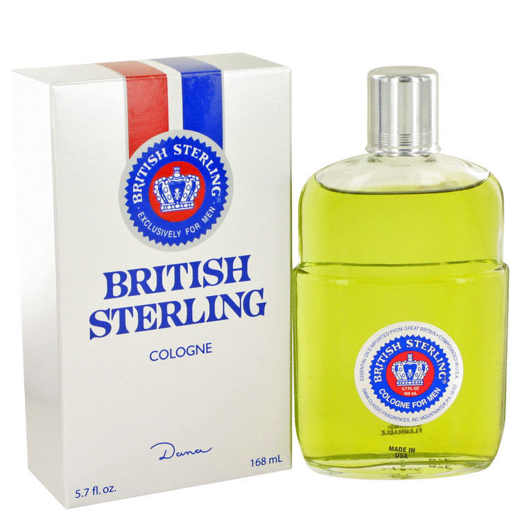 BRITISH STERLING by Dana Cologne 5.7 oz - $22.95